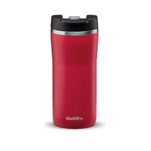 ALADDIN termohrnek vakuový Mocca Thermavac Leak-Lock™ 350ml červená