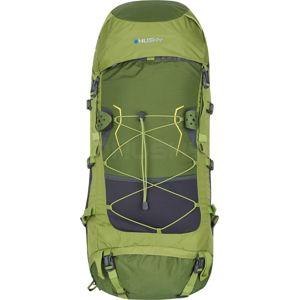 Husky  Ribon 60l zelená Batoh Ultralight