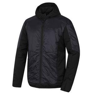 Husky  Natie M XXL, černá Pánská outdoorová bunda
