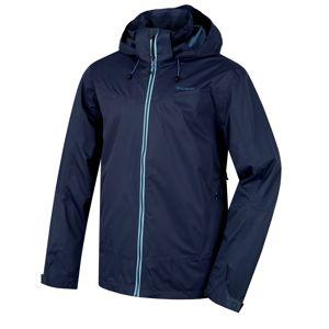 Husky  Nelory M XXL, tm.modrá Pánská outdoor bunda
