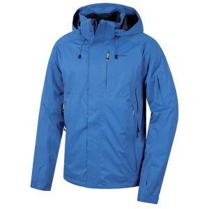 Husky  Neta M L, tm.modrá Pánská outdoor bunda