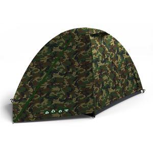 Husky Bizam 2 army zelená Stan Outdoor