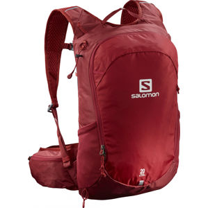 Salomon  Trailblazer 20 red chili/rd dahlia/ebony Batoh Turistika